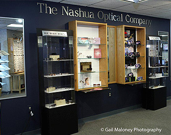 1eb25fa0f54 Nashua Optical Company